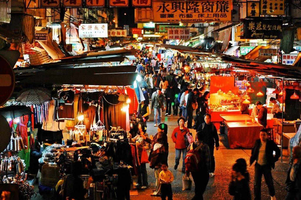 ladies market hong kong, bargaining tips, how to haggle