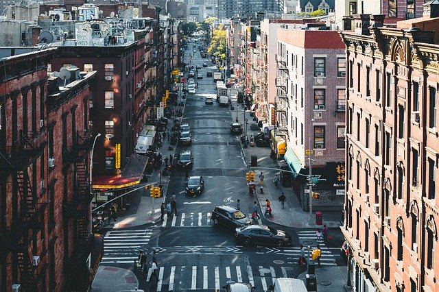 Chinatown NYC, Canal Street NYC,