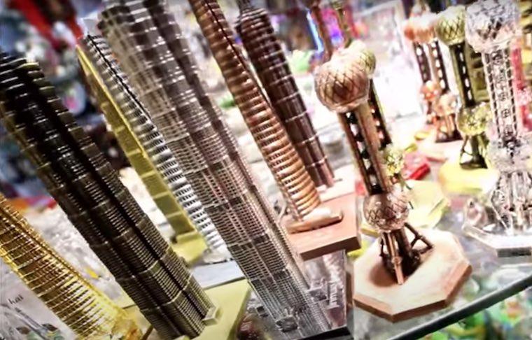 trinkets at the ap market shanghai