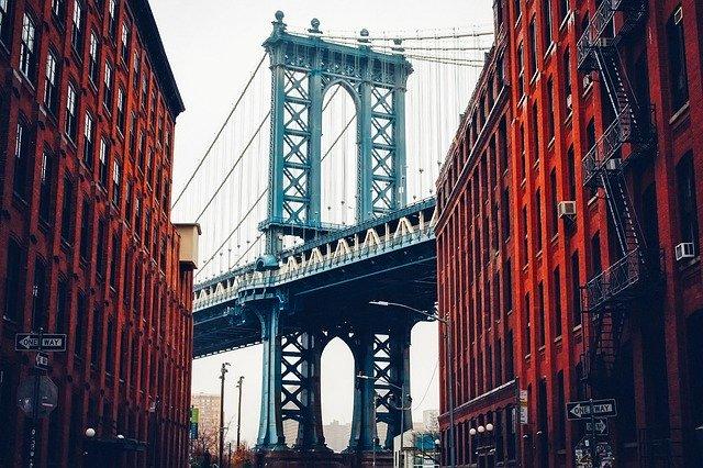 Canal Street, NYC bridge