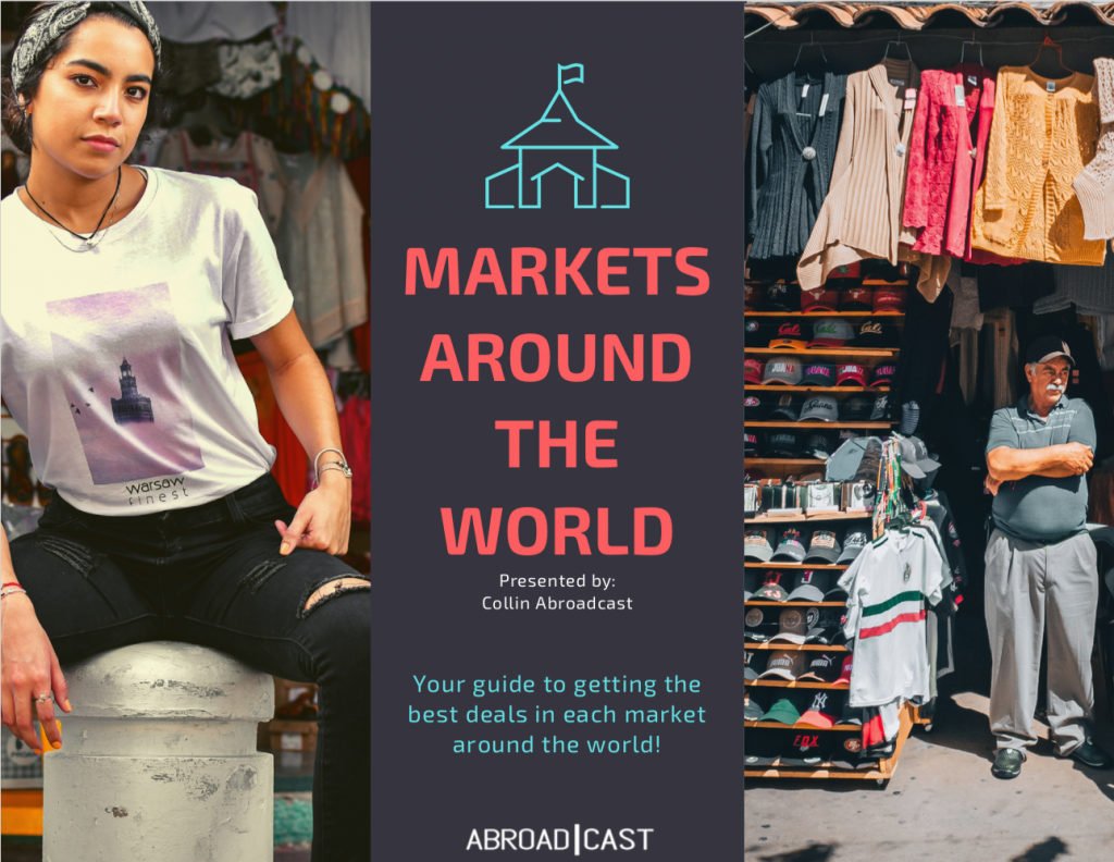 collin abroadcast Free Market Guide