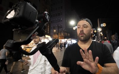 Psychological Barriers of Vlogging in Public: How to Get Over Your Fear